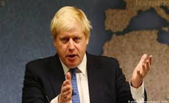 جونسون ينفي تقديم الحكومة البريطانية مقترحات بشأن شبكة الأمان الايرلندية