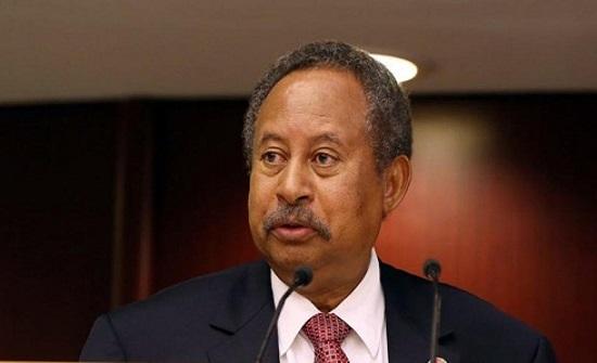 """""""بر الأمان"""".. حمدوك يعلن هدفه الأساسي في السودان"""