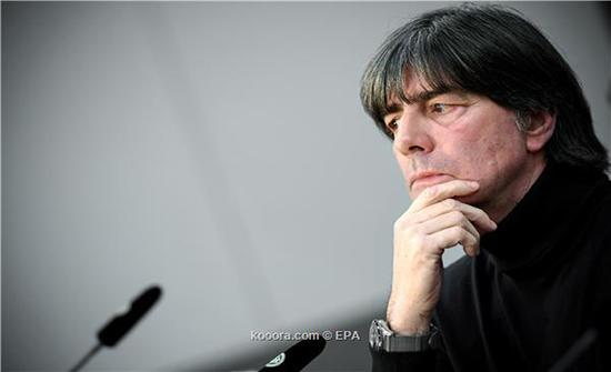 لوف: لسنا مرشحين لحصد لقب اليورو