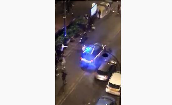 مظاهرات في فرنسا تنديداً بتصريحات ماكرون .. بالفيديو