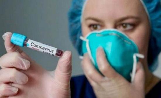 روسيا: 391 وفاة و22702 إصابة بفيروس كورونا