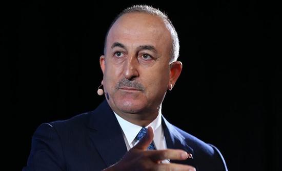 تشاووش أوغلو يطلب من لافروف تحذير أرمينيا للالتزام بالهدنة