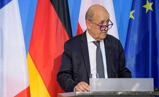 لورديان : فرنسا تستضيف مؤتمرا دوليا حول ليبيا نوفمبر القادم