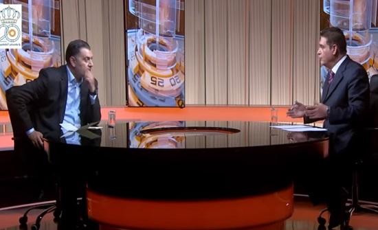 نقابة الصحفيين تصدر بيانا حول لقاء وزير العمل مع الزميل الكردي  .. فيديو