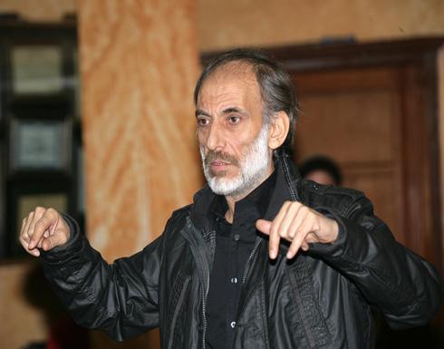غسان مسعود ينفي خبر وفاته