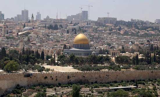 """الرئاسة الفلسطينية ترفض مشروع """"التسوية"""" الإسرائيلي بالقدس"""