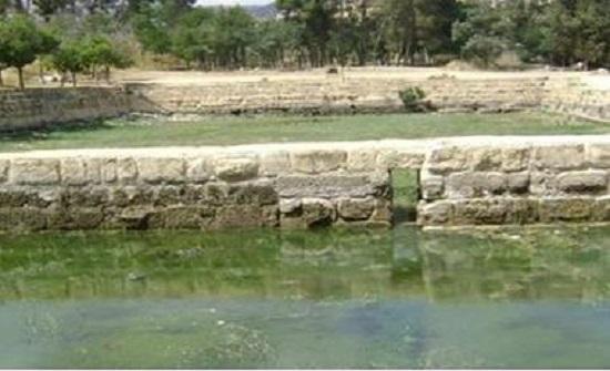 طرح عطاء استثمار موقع البركتين الأثري في جرش