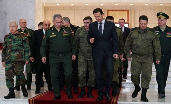 تقدير إسرائيلي يرصد فشل النظام السوري بهزيمة المعارضة