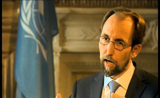 الأمير زيد بن رعد يعبر عن قلقه حيال مستقبل الأمم المتحدة