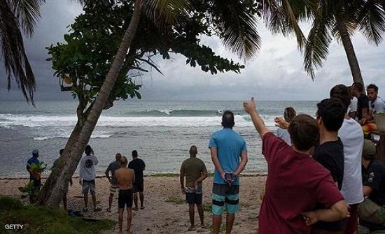 """نجاة بورتوريكو.. و""""دوريان"""" تشتد قوتها وتتجه نحو فلوريد"""