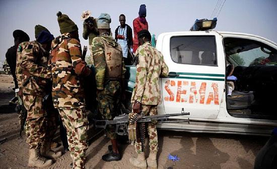 "مقتل 10 جنود بهجوم لـ""بوكو حرام"" في نيجيريا"