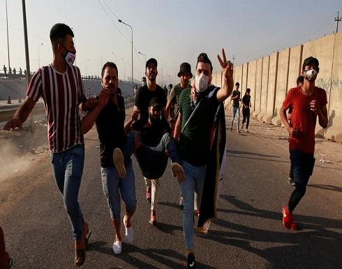 """مسلحون يهاجمون مبنى """"قناة دجلة"""" في بغداد.. أضرار جسيمة"""