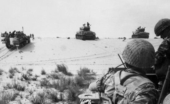 الاستبسال حتى آخر طلقة سردية صنعها الجيش العربي المصطفوي في حرب حزيران 1967