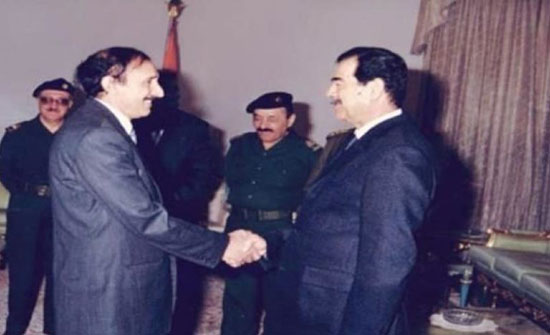 مستشار سابق لصدام حسين يترشح للرئاسة بالجزائر