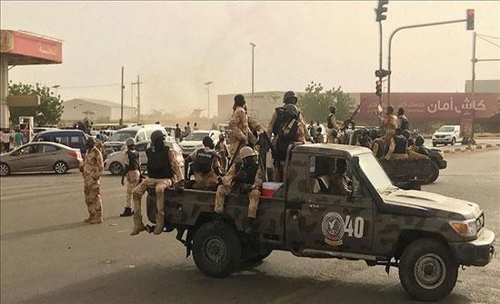 الجيش السوداني ينفي إرسال 1000 جندي إلى ليبيا لدعم حفتر
