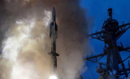 """البنتاغون يعلن فشل اختبار صواريخ """"SM-6"""" التابعة لمنظومات """"Aegis"""""""