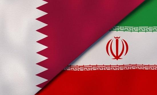 قطر وإيران توقّعان على وثيقة تعاون اقتصادي مشترك