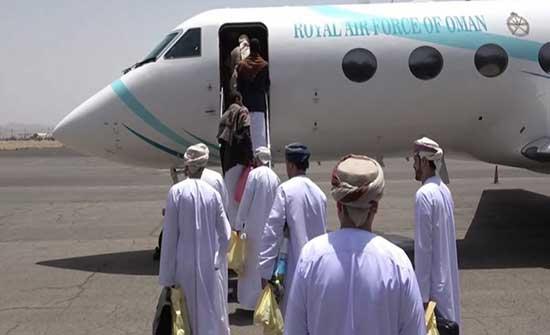 """الوفد العماني يغادر صنعاء بعد """"مشاورات معقدة"""" مع الحوثيين"""