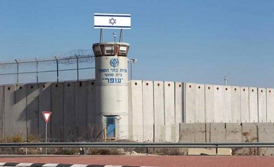 400 أسير فلسطيني يقررون البدء بإضراب مفتوح عن الطعام