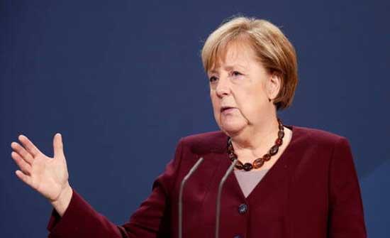 ميركل: ألمانيا ستنفق كل ما يتطلبه إصلاح أضرار الفيضانات