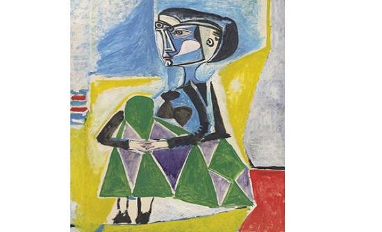 بيع لوحة لبيكاسو بـ 24 مليون دولار
