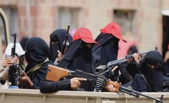 """""""جذب الفتيات"""".. مهمة جديدة لـ""""زينبيات الحوثي"""""""