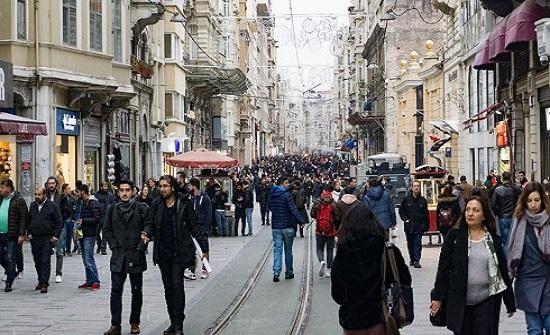 تركيا.. زلزال يضرب مدينة اسطنبول