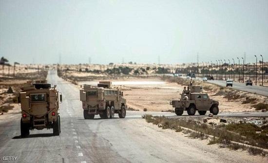مصر.. مقتل إرهابيين في عملية أمنية شمال سيناء