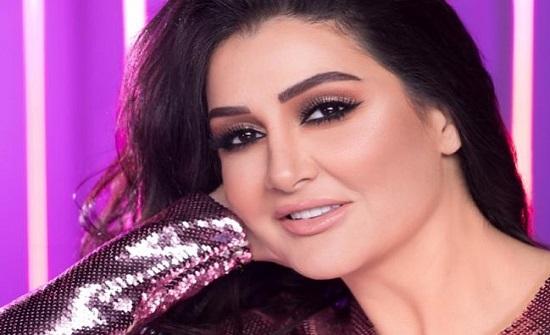 أجواء رومانسية.. غادة عبد الرازق مع زوجها فى جلسة ليلية.. فيديو