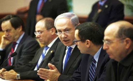 خلافات داخل الحكومة الإسرائيلية بشأن غزة