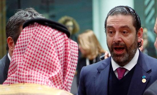 رغم النفي.. صحيفة سعودية تقول إن الحريري التقى مسؤولا بحزب الله