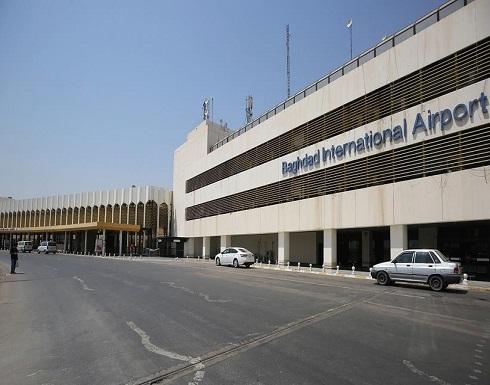 هجمات صاروخية تستهدف محيط مطار بغداد الدولي