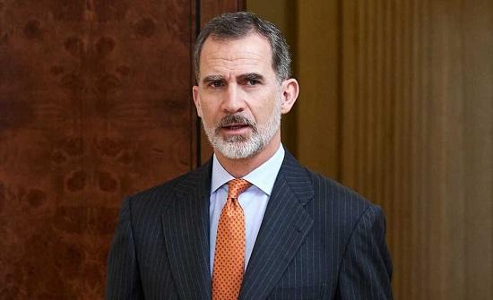 ملك إسبانيا يهنئ الأردن قيادة وحكومة وشعبا بمئوية الدولة