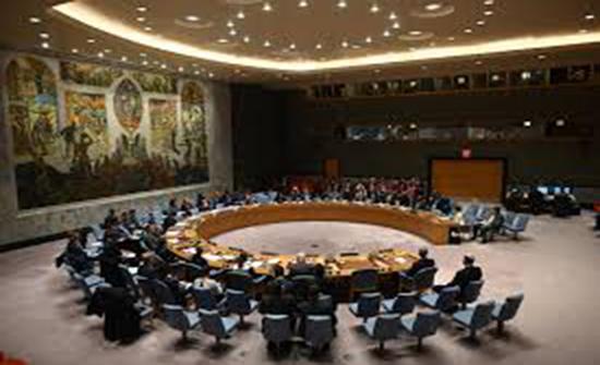 اجتماع بمجلس الأمن يدعم حل الدولتين