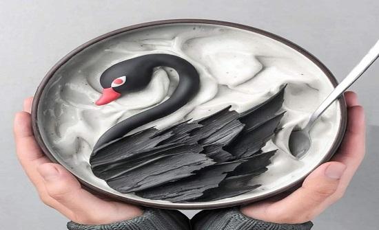 بالصور :  لن تصدق ان هذه الصور لحلويات باردة