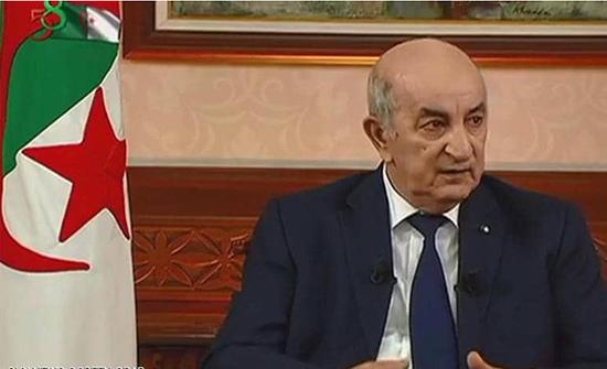 """تبون يؤكد سعي الجزائر المستمر إلى حل ليبي """"سليم"""""""