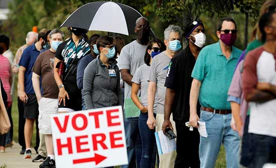 أميركا تدرس تعديل نظام الانتخابات فيها.. والبيت الأبيض يؤيد