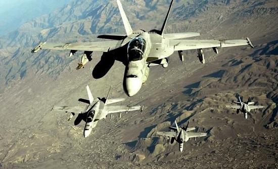 مقتل 53 من عناصر طالبان في غارة جوية بأفغانستان