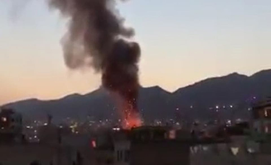 إيران.. انفجار يهز مبنى في طهران