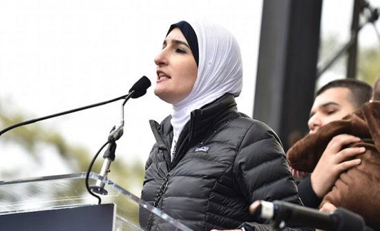 بالفيديو : أمريكية من أصل فلسطيني تدعم ساندرز وتدعو لانتخابه
