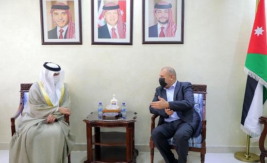 رئيس مجلس النواب يلتقي السفير الإماراتي