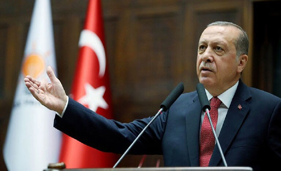 أردوغان: تركيا تستهدف إنتاج أولى مقاتلاتها خلال 5 أو 6 سنوات