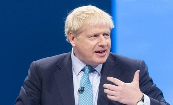 حزب العمال يتهم جونسون باعتزامه بيع نظام بريطاني لأمريكا