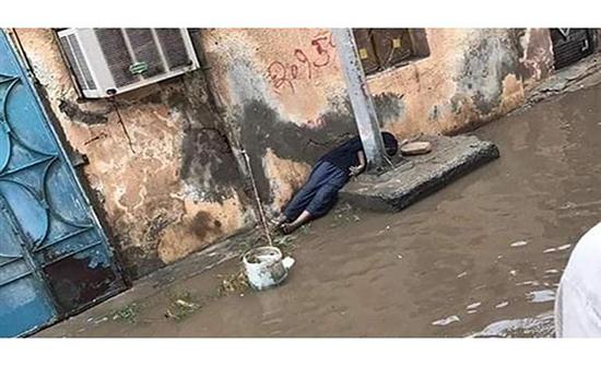 فاجعة إنسانية.. وفاة عريس مصري صعقًا بسبب الأمطار