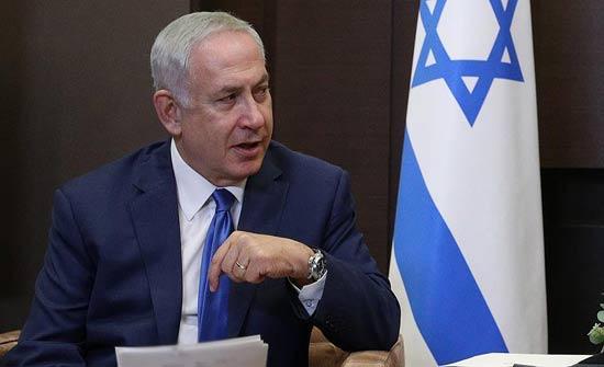 نتنياهو: إسرائيل ليست معنية بخوض أي حرب