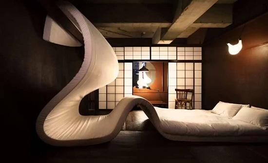 بالصور : أغرب 14 غرفة نوم حول العالم!