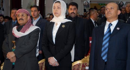 """عطية يوضح موقف الأردن من تسليم ابنه """"صدام حسين"""" للعراق"""