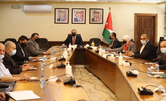 وزير التخطيط يعرض مصفوفة الإصلاحات الاقتصادية على القطاع الخاص