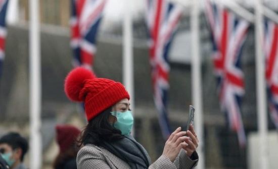 بريطانيا: 215 وفاة و 2445 إصابة جديدة بكورونا