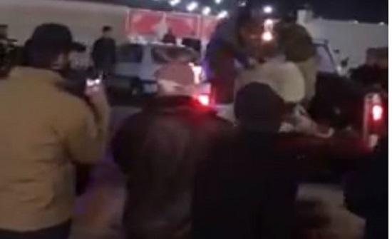 الامن يحقق في فيديو نحر ابل في مقر انتخابي في احد محافظات الجنوب .. شاهد